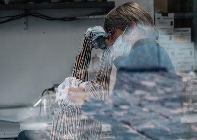 Nervures et La Carde fabriquent des masques